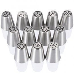 Russian Set of 12 Pieces Nozzle