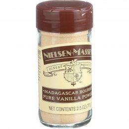 2.5 OZ Nilesen Massey Madagascar Vanilla Powder