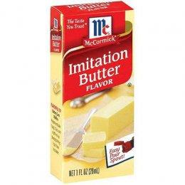 Imitation Butter Flavor McCormick 29 ml