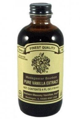 4 OZ Nielsen Massey Madagascar Bourbon Vanilla Extract