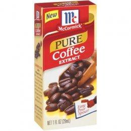 Pure Coffee Extract McCormick 29 ml