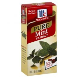 Pure Mint Extract McCormick 29 ml