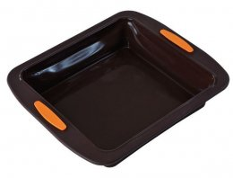 FLATTY076 Pavoni COLLAPSABLE BROWN 21x21x5 cm