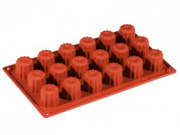FR037 Pavoni MULTI-PORTION 18 CAV: MINI CANNELLE