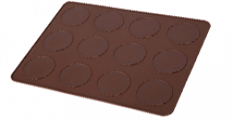 FRFWHOOPLIES : Pavoni WHOOPIES SILICONE MAT 380X300 MM