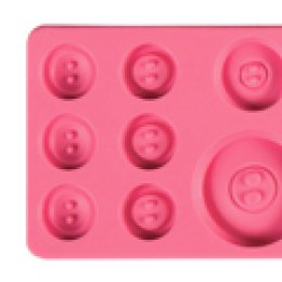 ST16 Pavoni SILICONE MOULD: BOTTONS