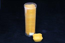 CN0450 Orange(Square) ฐาน 45x45 mm สูง 25 mm