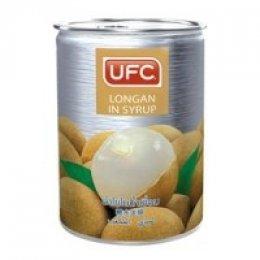 ลำไยในน้ำเชื่อม 20 oz. ตรา UFC