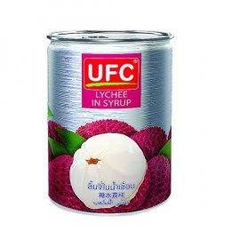 ลิ้นจี่ในน้ำเชื่อม 20 oz. ตรา UFC