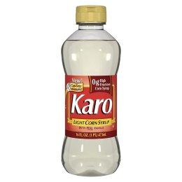 KARO SYRUP CORN, LIGHT 12x47 ml