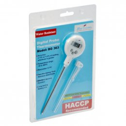 BG363 Digital Probe Thermometer