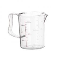 SN4706 Sanneng 200CC PC PLASTIC MEASURING CUP