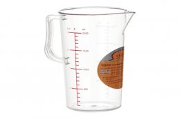 SN4709 Sanneng 2000CC PC MEASURING CUP
