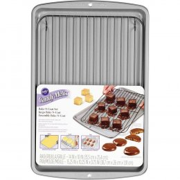 2105-0170 Wilton BAKE N COAT SET