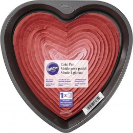 2105-6184 Wilton 9 INCH NS HEART