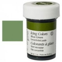 610-332 Wilton ICING COLOR-MOSS GREEN