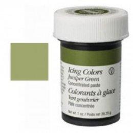 610-234 Wilton ICING COLOR-JUNIPER GREEN
