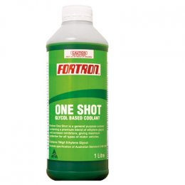 FORTRON 1 SHOT GLYCOL BASE COOLANT
