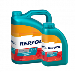 REPSOL ELITE COMMON RAIL 5W30