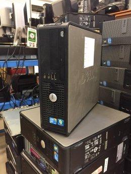 DELL Optiplex 780 Core2Duo E8400 @ 3.0 GHz RAM DDR3 2.0 GB