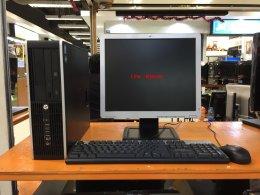 """ครบชุด HP 6200 Pro Intel Core i3 (2nd Gen) 2100 @ 3.1 GHz + LCD 17"""" Square"""