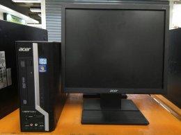 """ครบชุด Acer Veriton X2611G Core i3 - 3240 @3.40 GHz DDR3 RAM 4.0 GB LCD 17"""""""