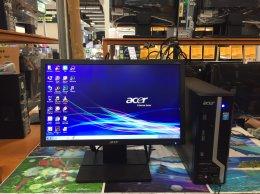 """ครบชุด Acer Veriton X2630G Core i5-4440@ 3.10GHz (GEN4) VGA GeForce GT620 1.0 G + LCD 19"""" Wide"""