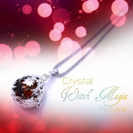 Crystal Witch Magic Perfume สีแดง
