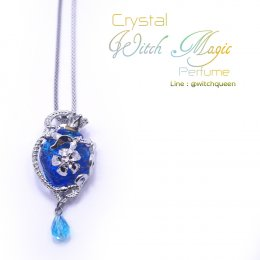 Crystal Witch Magic Perfume สีฟ้า