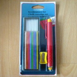 ดินสอเขียนผ้าและไส้ดินสอ พร้อมกบเหลา จาก Germany