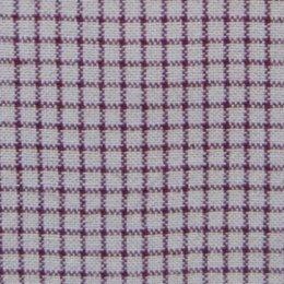ผ้า cotton American Country ลายสก๊อตโทนแดง ขนาด 1/8 เมตร (25*55 ซม.)