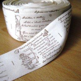 ป้ายผ้า Handmade รวม 3 ลาย  ขนาด 4 cm.ราคา/หลา