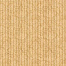 ผ้าอเมริกาลายทาง สำหรับ mat ผ้ามิร่า พื้นเบจ ขนาด 45 x 55 ซม.