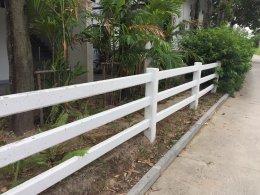 รั้วคอกม้า (Cowboy Fence)