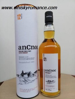 Ancnoc 12 Year Old 70cl