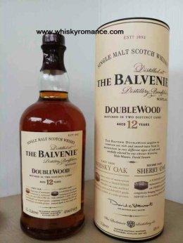 Balvenie 12 Year Old Doublewood