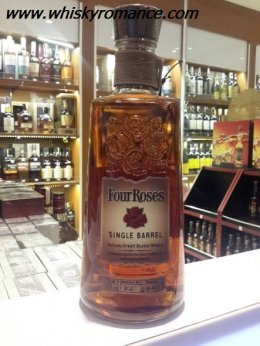 Four Roses Single Barrel Bourbon 70cl