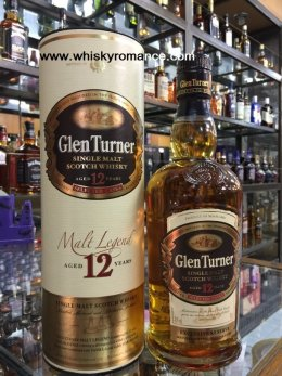 Glen Turner 12ํ Years Old 70cl