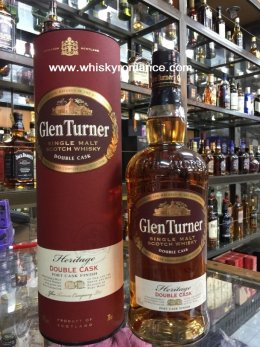 Glen Turner Double Cask 70cl