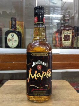 Jim Beam Maple Limited Edition