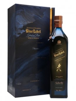 Johnnie Walker Blue Label Ghost And Rare 75cl