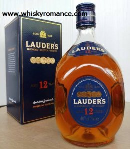 Lauder's 12 Years Old Scotch Whisky