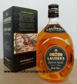 Lauder's Queen Mary Scotch Whisky