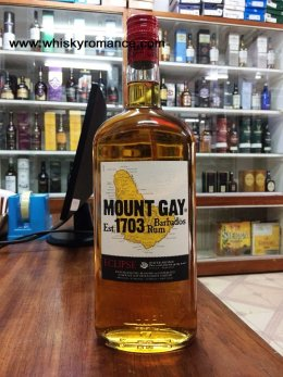 Mount Gay Eclipse Rum 1L