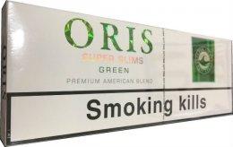 Oris Super Slims Green