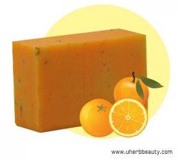 สบู่ส้ม AHA