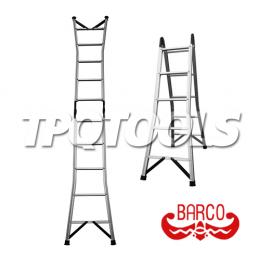 บันไดหัวล็อค ขึ้นลง 2 ทาง และพาดตรงได้ BARCO ( TPQ-BCHL )