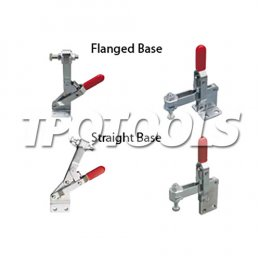 Vertical Industrial Toggle Clamp