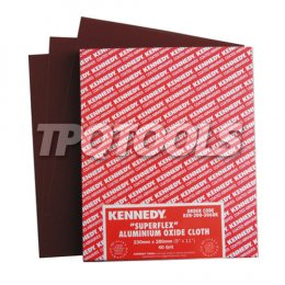 Aluminium Oxide Cloth - Sheets