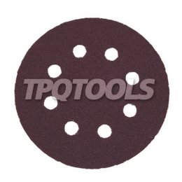 Hook-n-Loop Sanding Discs - 150mm  6 Holes.